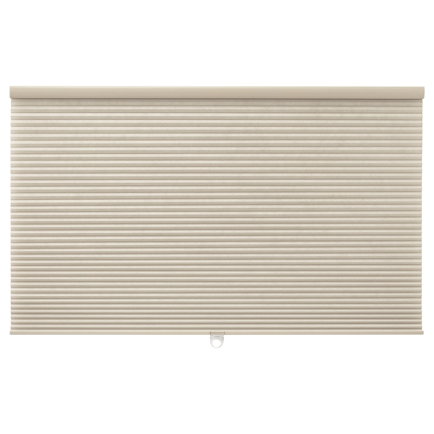Hoppvals cellular blind beige 100x155 cm ikea for Estores bambu ikea