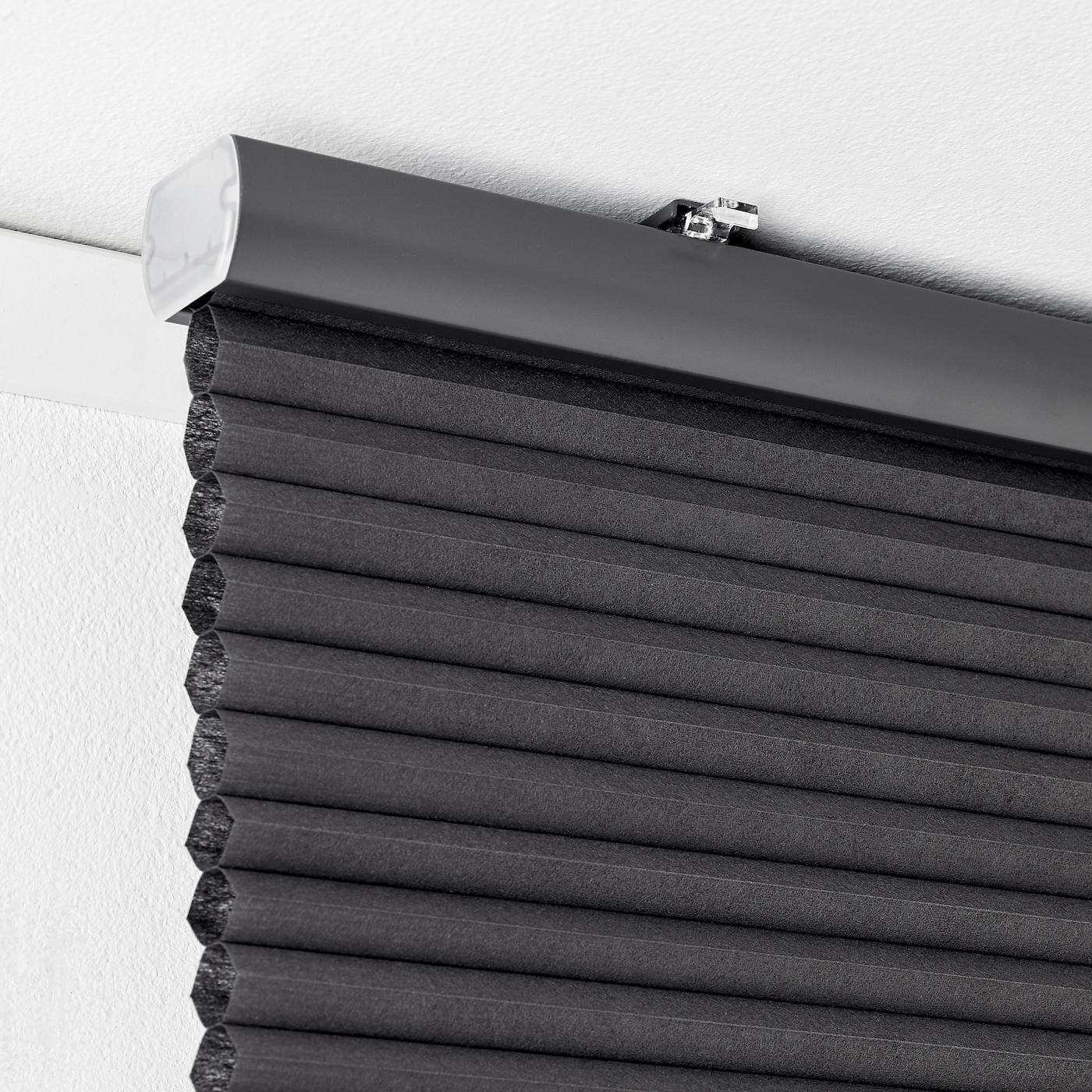 Hoppvals Grey Room Darkening Cellular Blind 80x155 Cm Ikea