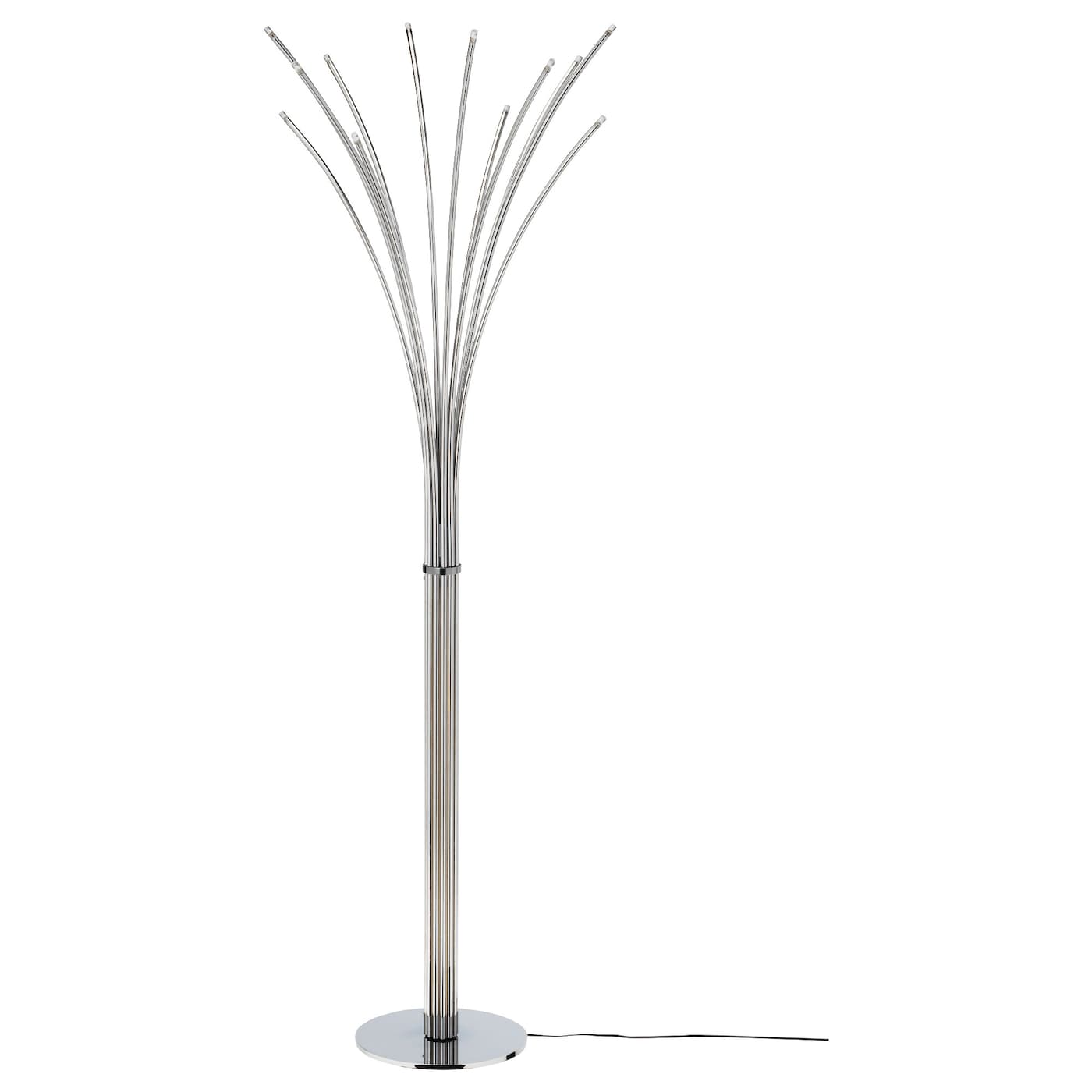 Hovns floor lamp ikea ikea hovns floor lamp creates a soft cosy mood light in your room aloadofball Choice Image