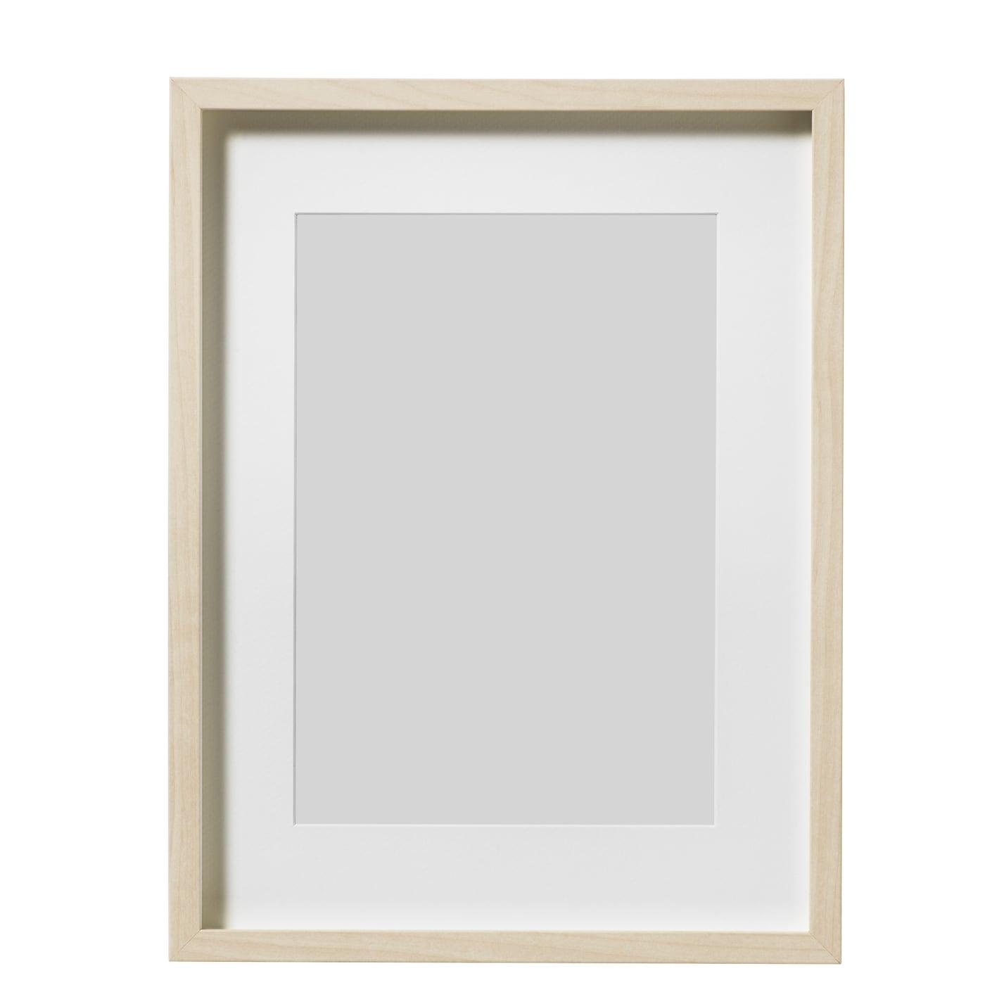 hovsta frame birch 30x40 cm ikea. Black Bedroom Furniture Sets. Home Design Ideas
