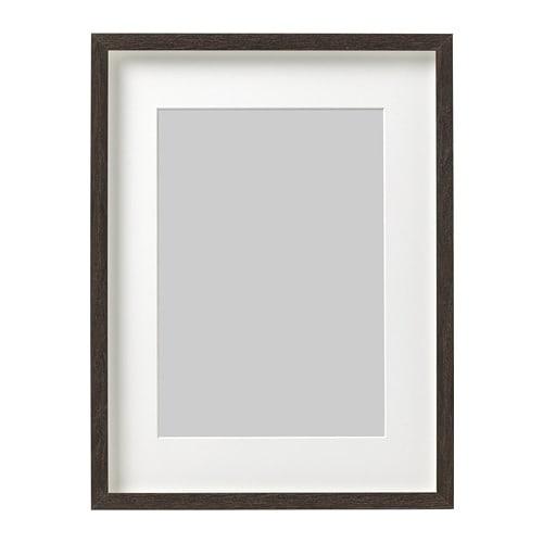 Hovsta Frame Dark Brown 30 X 40 Cm Ikea