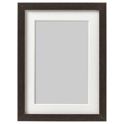 HOVSTA frame dark brown 13 cm 18 cm 10 cm 15 cm 9 cm 14 cm 15 cm 20 cm