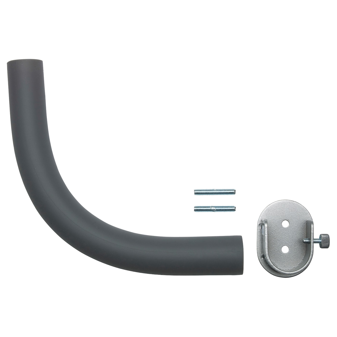 IKEA HUGAD curtain rod corner connector