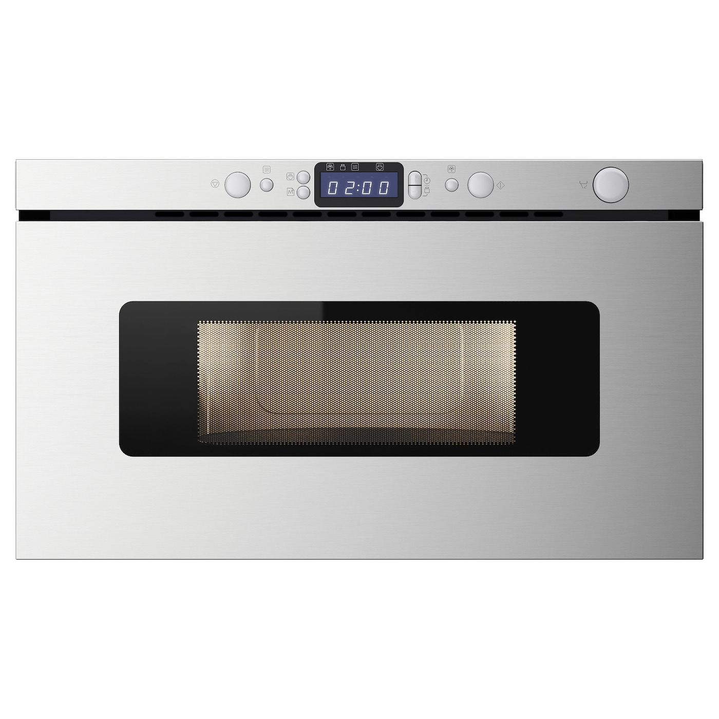 IKEA HUSHÅLLA microwave oven 5 year guarantee. Read about the terms in the guarantee brochure.