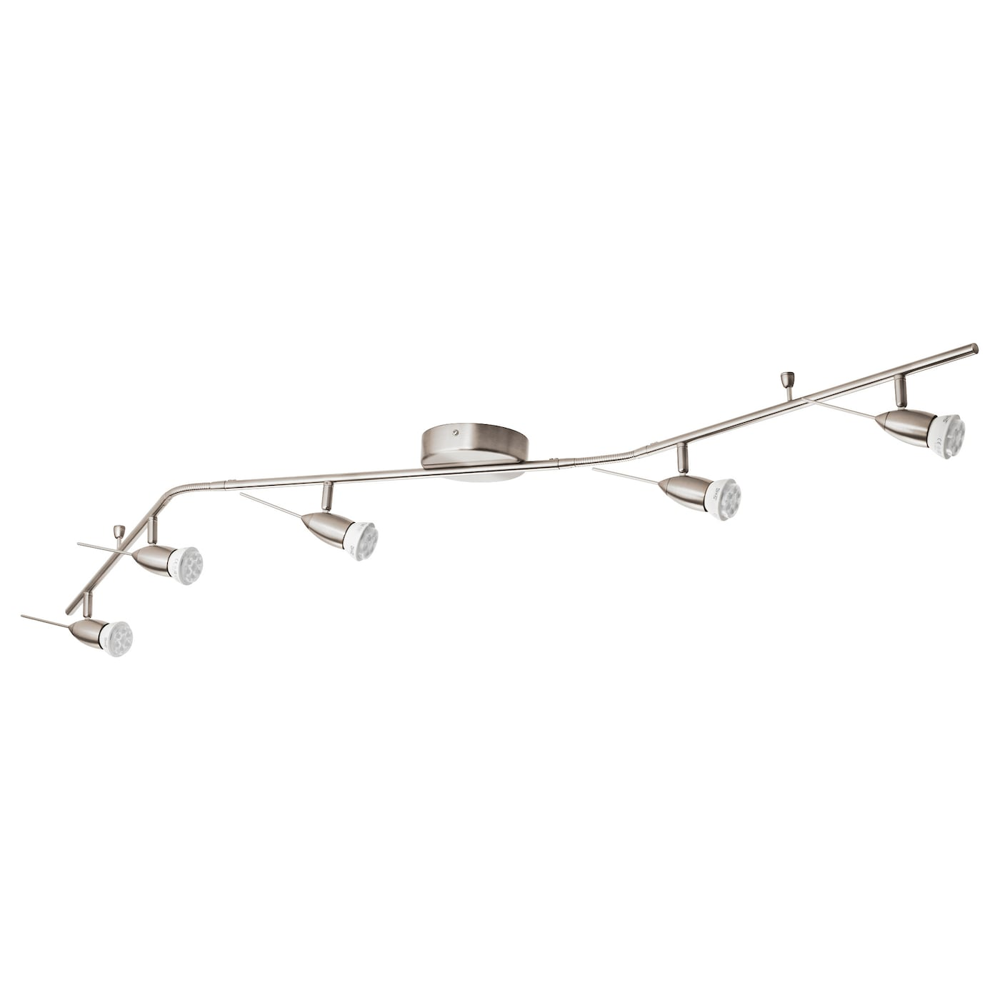 Ceiling lights led ceiling lights ikea ikea husinge ceiling track 5 spots aloadofball Images