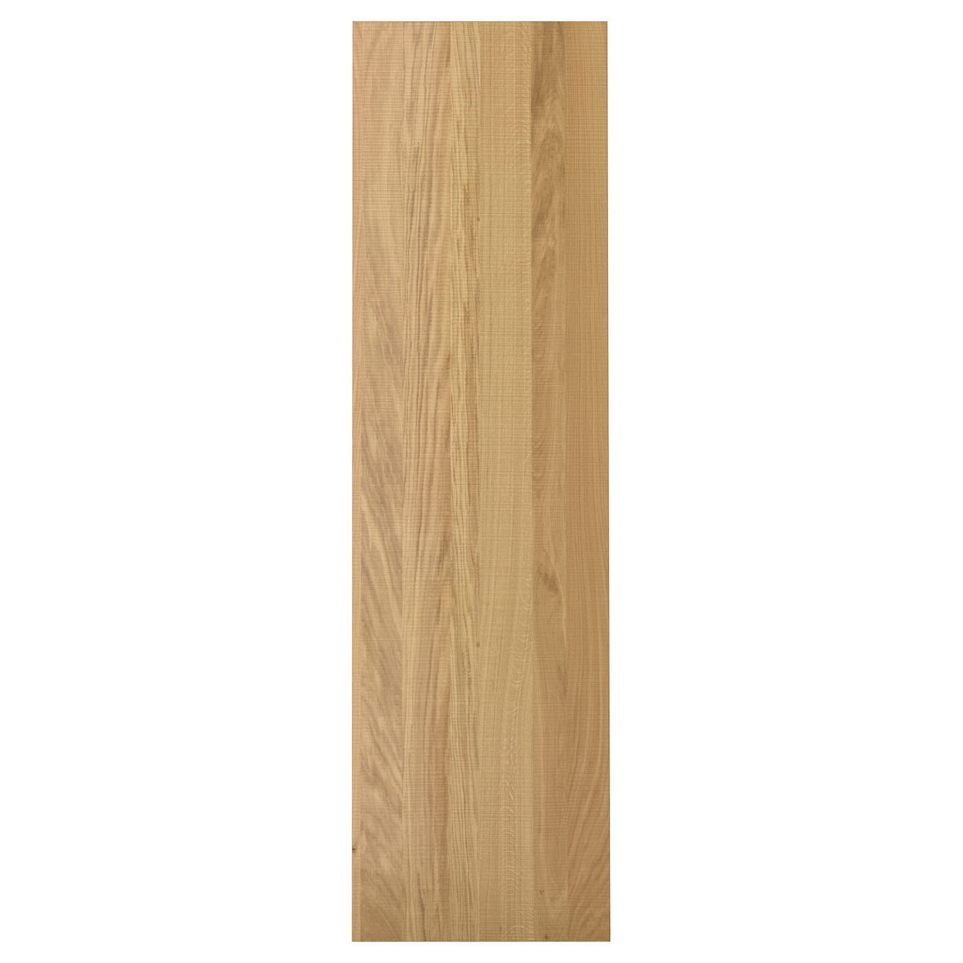IKEA HYTTAN cover panel Visible variations in the wood grain; gives a warm, natural feeling.