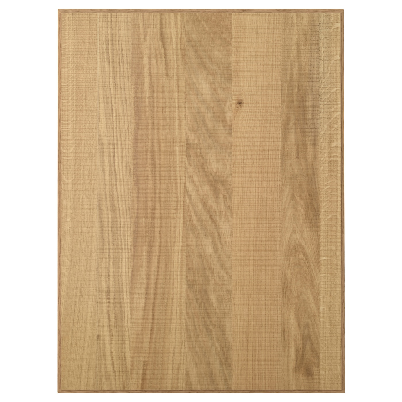 Hyttan door oak veneer 60x80 cm ikea for Meuble 60x40