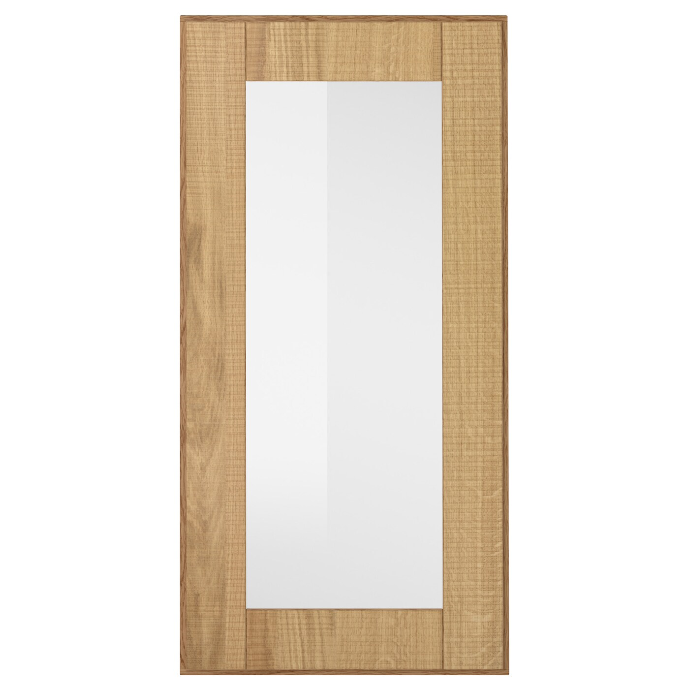 IKEA HYTTAN glass door You can choose to mount the door on the right or left side.