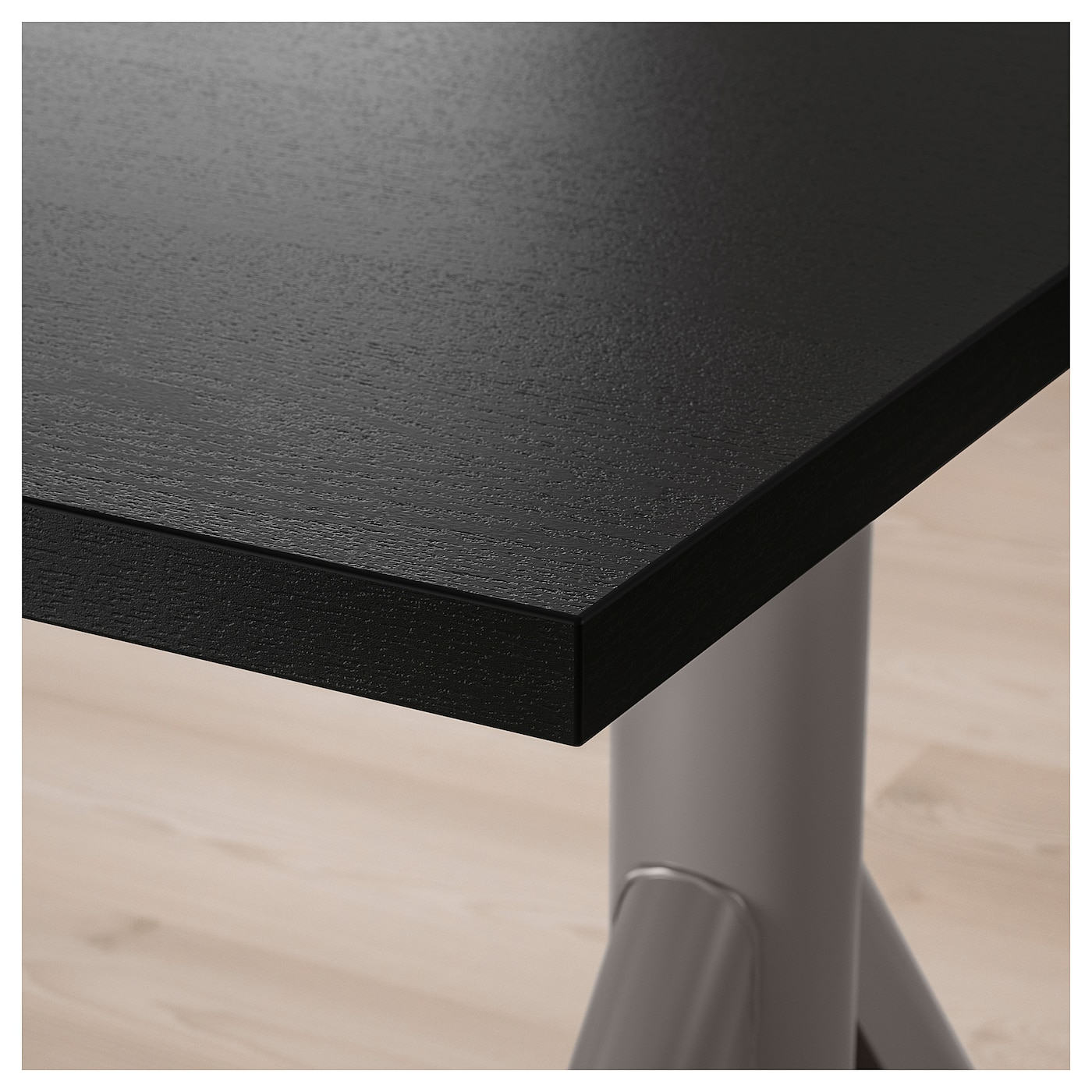 IKEA IDÅSEN desk sit/stand 10 year guarantee. Read about the terms in the guarantee brochure.