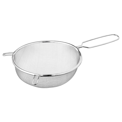 IDEALISK Strainer, stainless steel, 20 cm