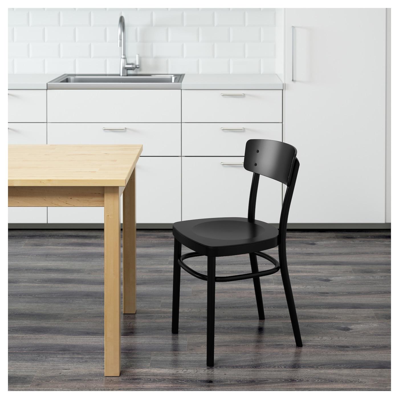 Idolf chair black ikea - Ikea black days ...
