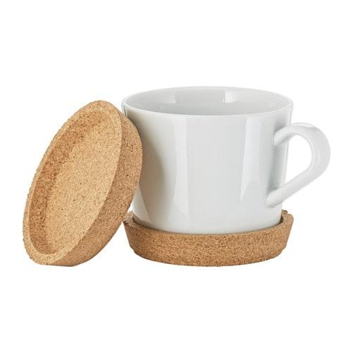 bänk ikea kork ~ ikea 365+ coaster cork 9 cm  ikea