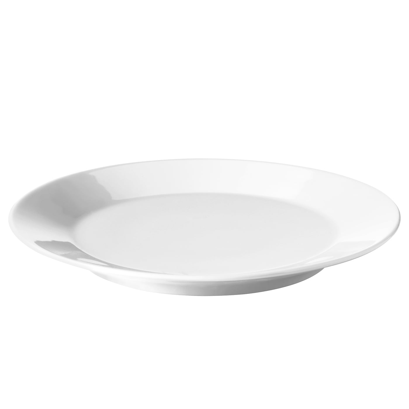 ikea 365 plate white 20 cm ikea. Black Bedroom Furniture Sets. Home Design Ideas