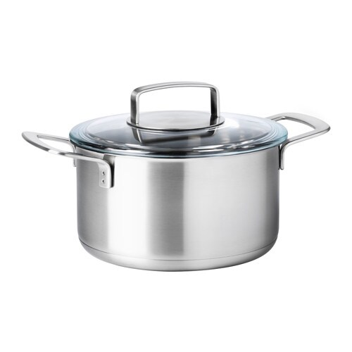 IKEA IKEA 365+ pot with lid 15 year guarantee. Read about the terms in the guarantee brochure.