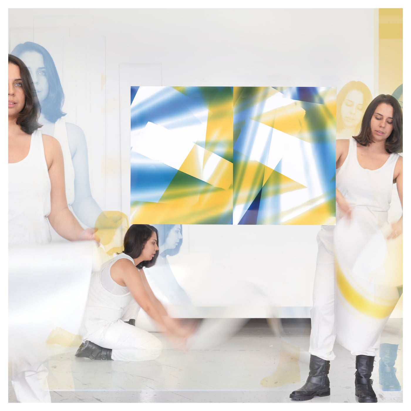 Ikea Art Event 2016 Poster Fixing The Light 61x91 Cm Ikea