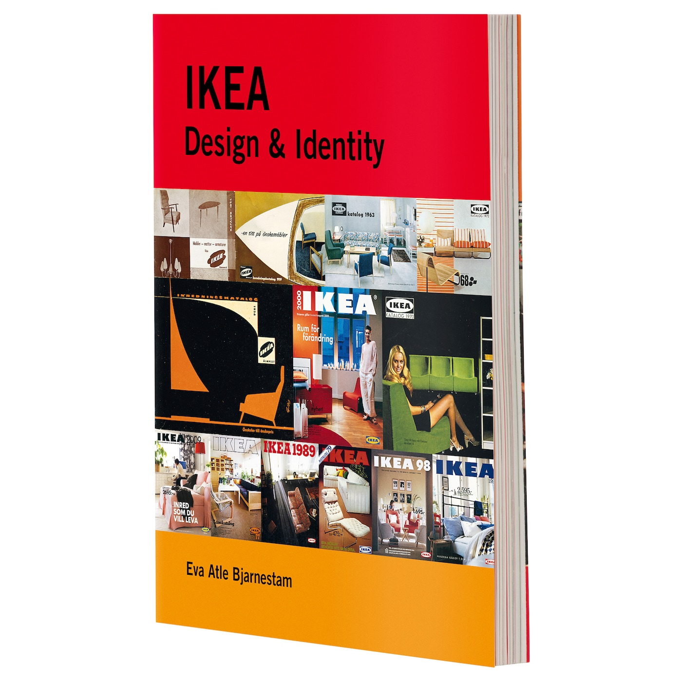 IKEA IKEA - DESIGN AND IDENTITY book