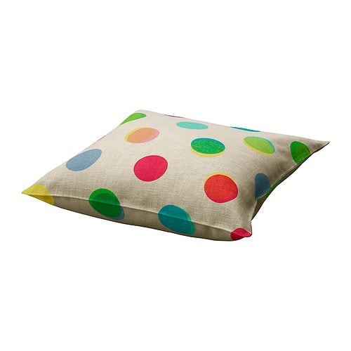 IKEA PS 2012 Cushion cover IKEA The cushion cover is made of ramie, a hard-wearing natural material with slightly irregular texture.