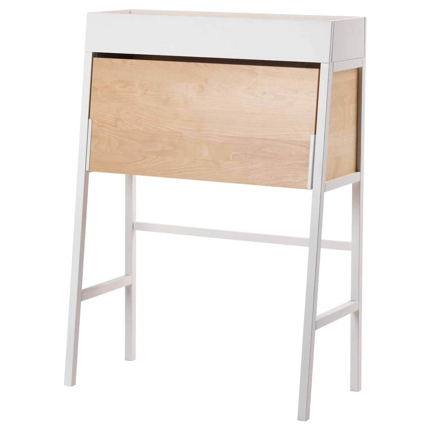ikea ps 2014 bureau white birch veneer 90 x 127 cm ikea. Black Bedroom Furniture Sets. Home Design Ideas