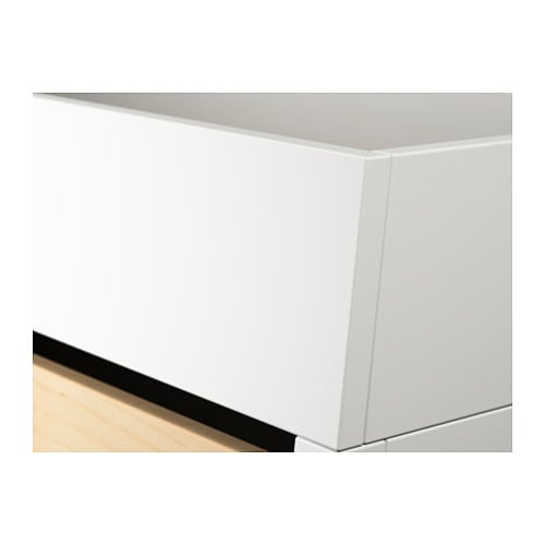 ikea ps 2014 bureau white birch veneer 90x127 cm ikea. Black Bedroom Furniture Sets. Home Design Ideas
