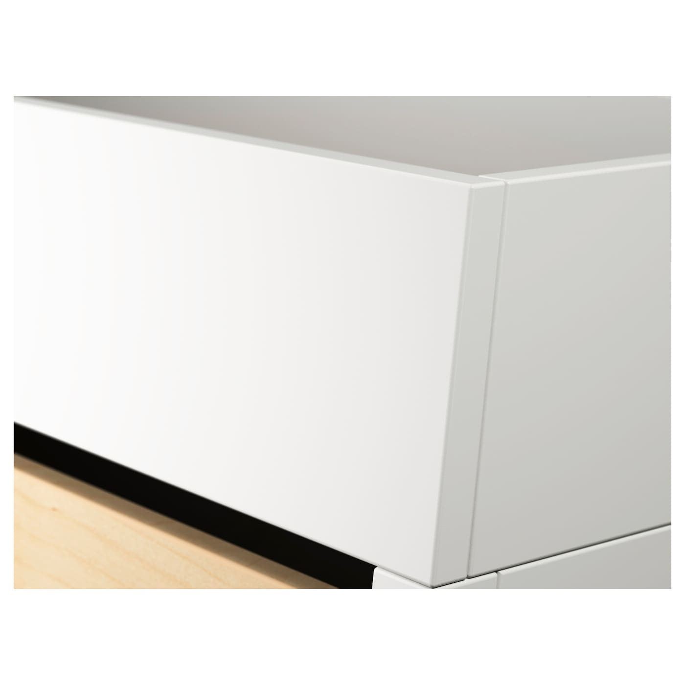 ikea ps 2014 bureau white birch veneer 90x127 cm ikea. Black Bedroom Furniture Sets. Home Design Ideas