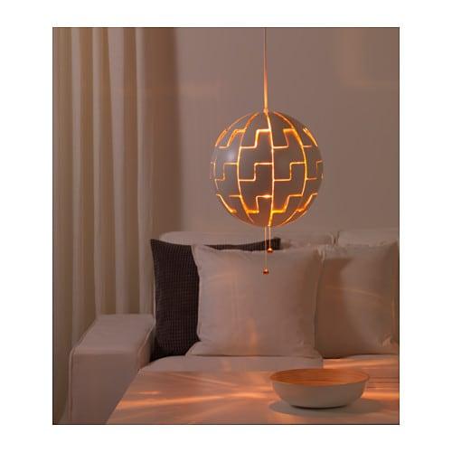 IKEA PS 2014 Pendant Lamp White Copper Colour