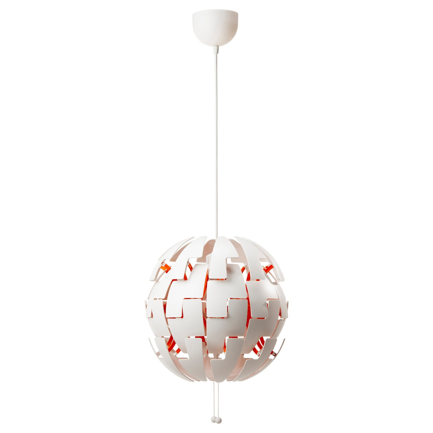 IKEA PS 2014 Pendant Lamp Gives Decorative Patterns On The Ceiling And Wall