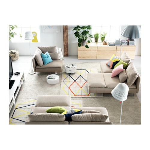 Ikea ps 2014 rug flatwoven handmade multicolour 128x180 - Ikea textiles y alfombras ...