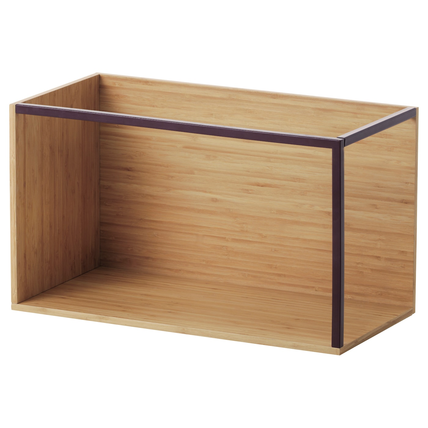 IKEA PS 2014 Storage module Bamboodark red 60×35 cm  IKEA
