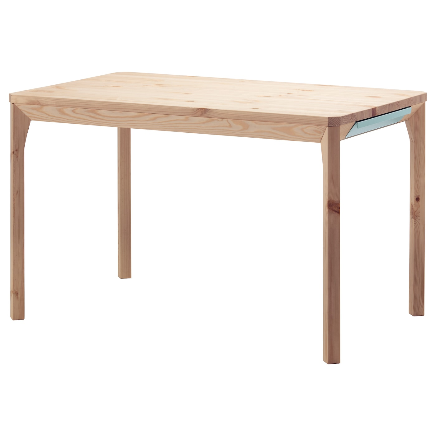Ikea ps 2014 table pine 120x75 cm ikea for Table en pin ikea