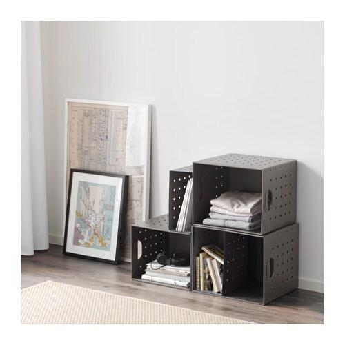 IKEA PS 2017 Box, set of 5 Grey  IKEA