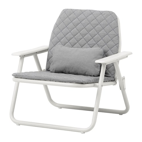IKEA IKEA PS 2017 folding armchair Easy to fold up and set aside when you need to free up space.