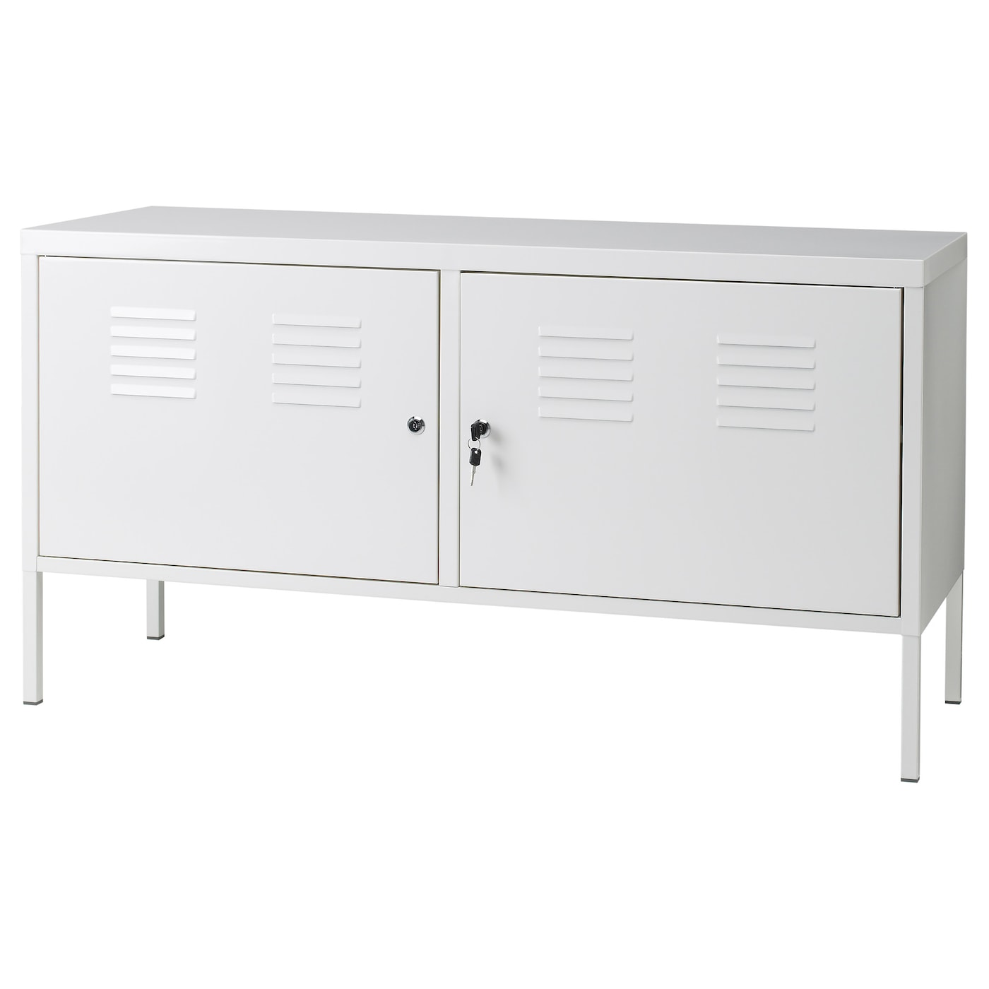 Ikea ps cabinet white 119x63 cm ikea for Armario metalico ikea