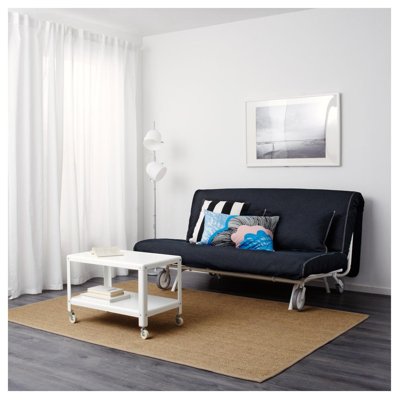 IKEA PS H…VET Two seat sofa bed Vansta dark blue IKEA