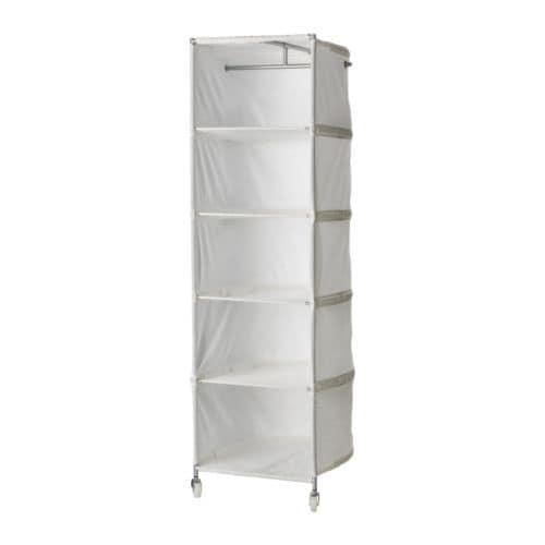 Ikea Esstisch Norden Klapptisch ~ IKEA PS Wardrobe tidy IKEA Easy to move since it has three castors and