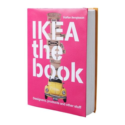 home / PRODUCTS / IKEA FAMILY products / Books / IKEA THE BOOK