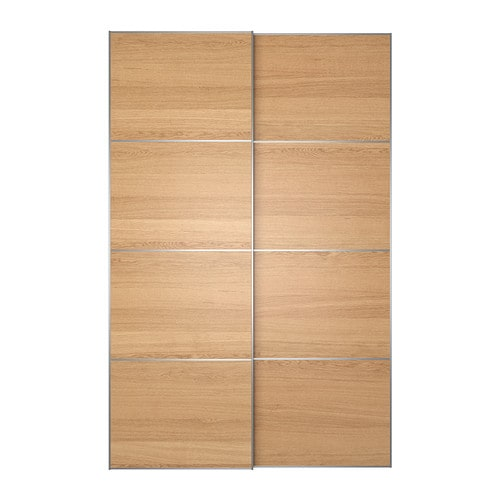 IKEA ILSENG pair of sliding doors 10 year guarantee. Read about the terms in the guarantee brochure.