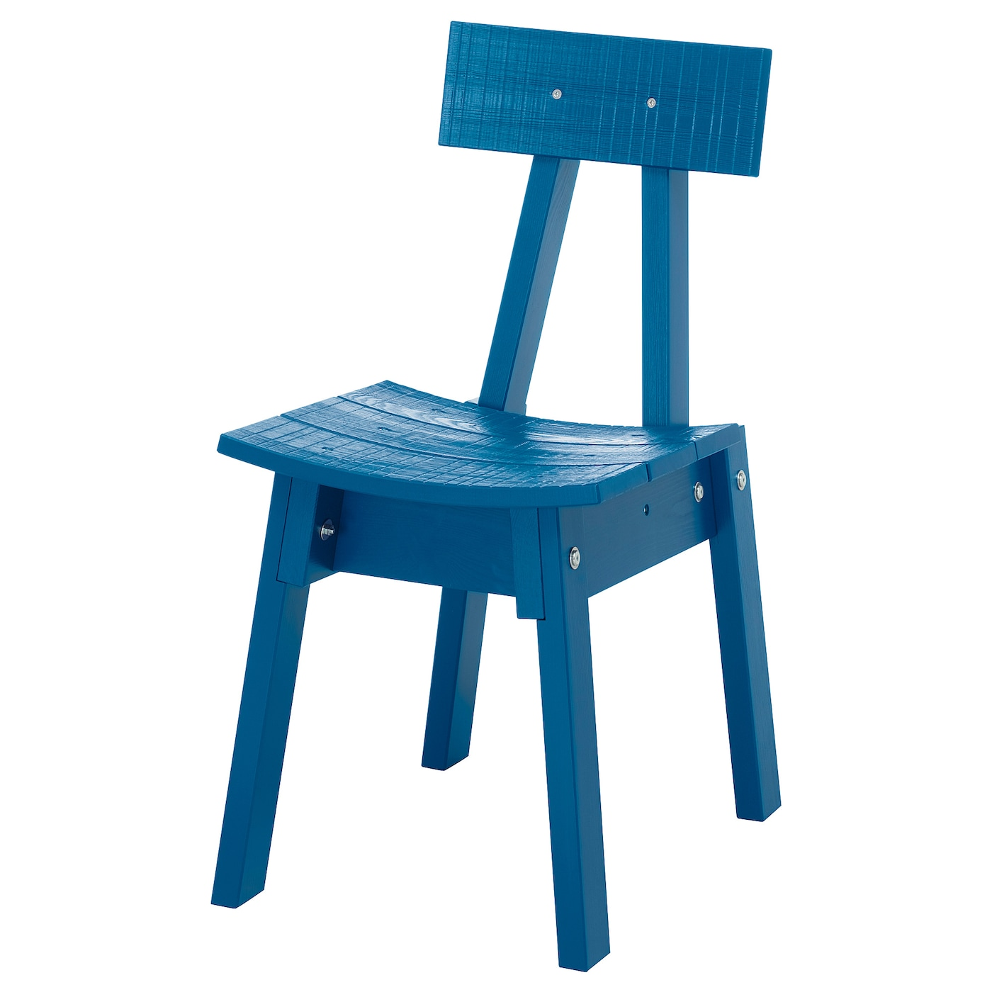 INDUSTRIELL Chair Medium blue - IKEA