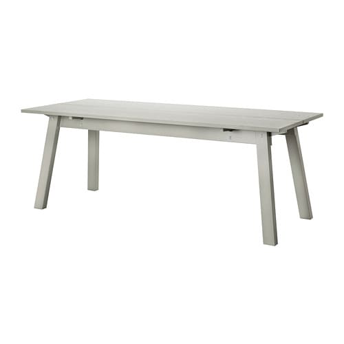 bord ikea INDUSTRIELL Table Light grey 200 x 80 cm   IKEA bord ikea