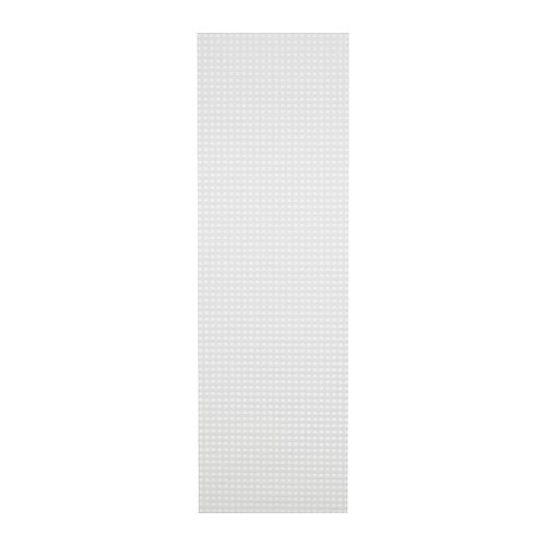 IKEA INGAMAJ panel curtain Can be easily cut to the desired length.