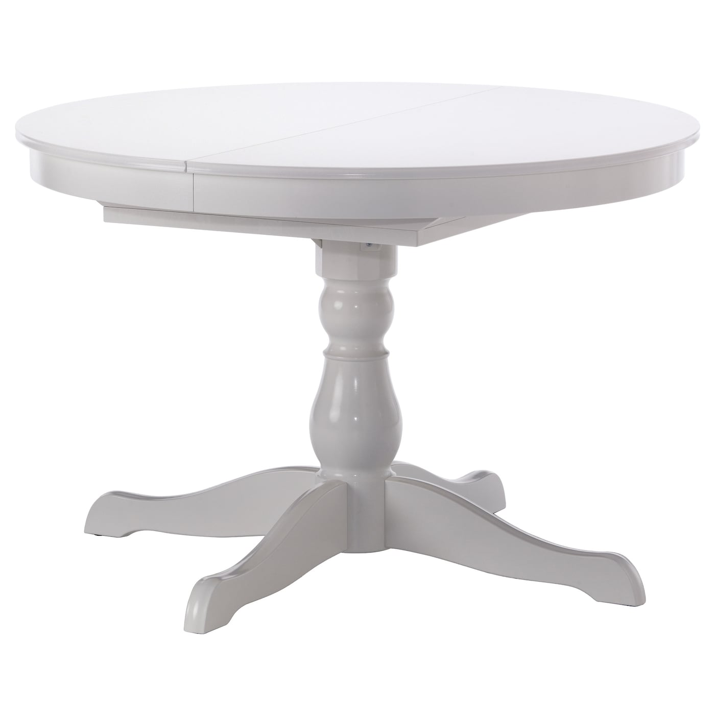 Round dining tables ikea for Ikea table ovale