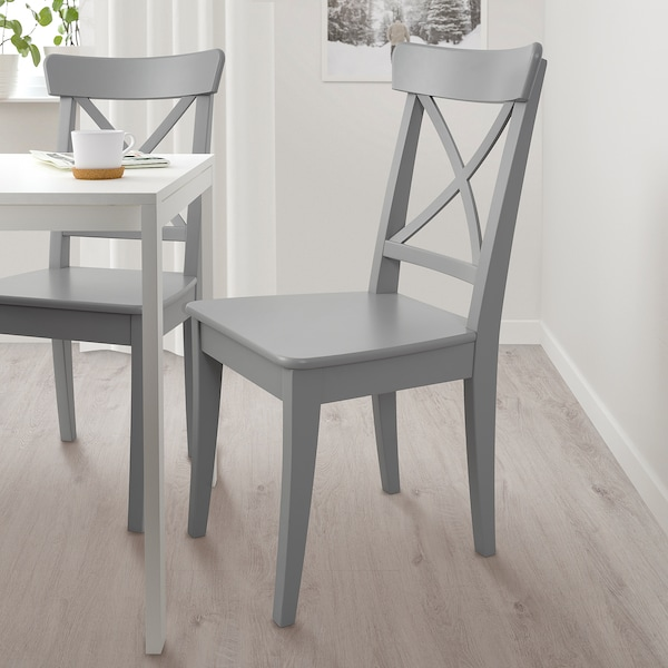 INGOLF Chair, grey