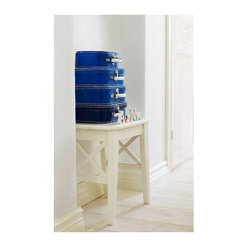 ingolf stool white ikea. Black Bedroom Furniture Sets. Home Design Ideas