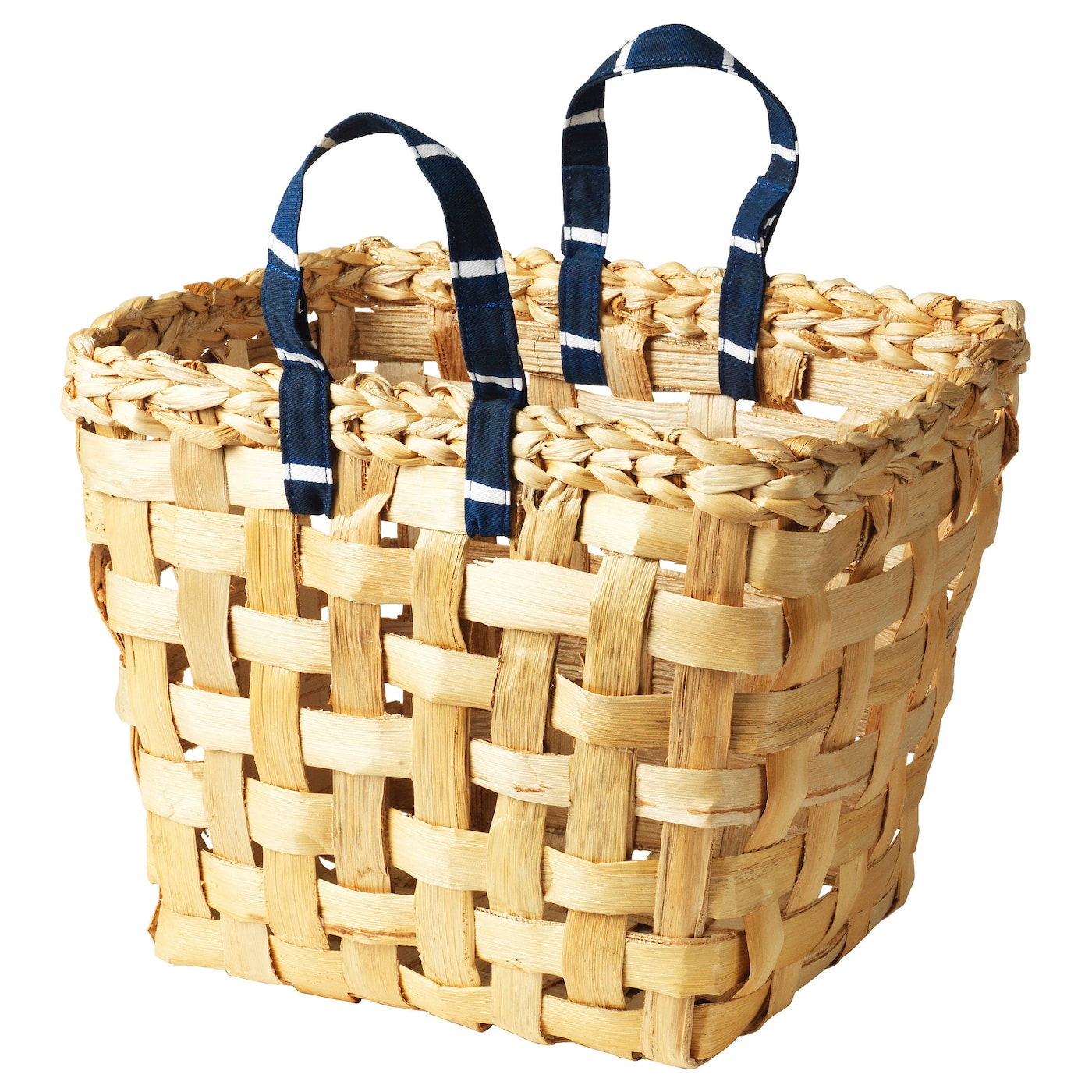 IKEA INNEHÅLLSRIK basket Each basket is woven by hand and is therefore unique.