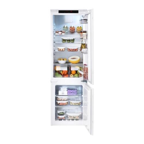 isande integrated fridge freezer a ikea. Black Bedroom Furniture Sets. Home Design Ideas
