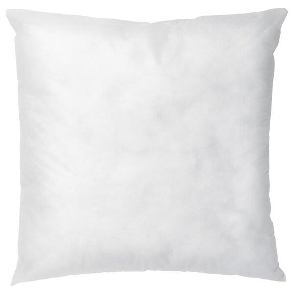 ISFRID Inner cushion, white, 50x50 cm