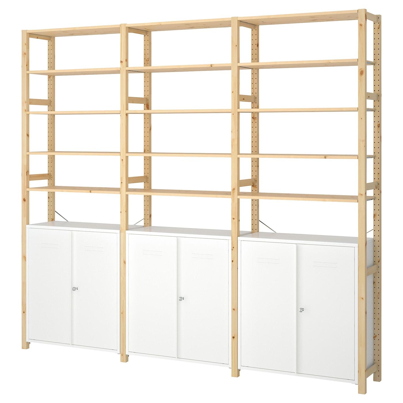 Ikea Ivar 3 Sections Cabinet Shelves