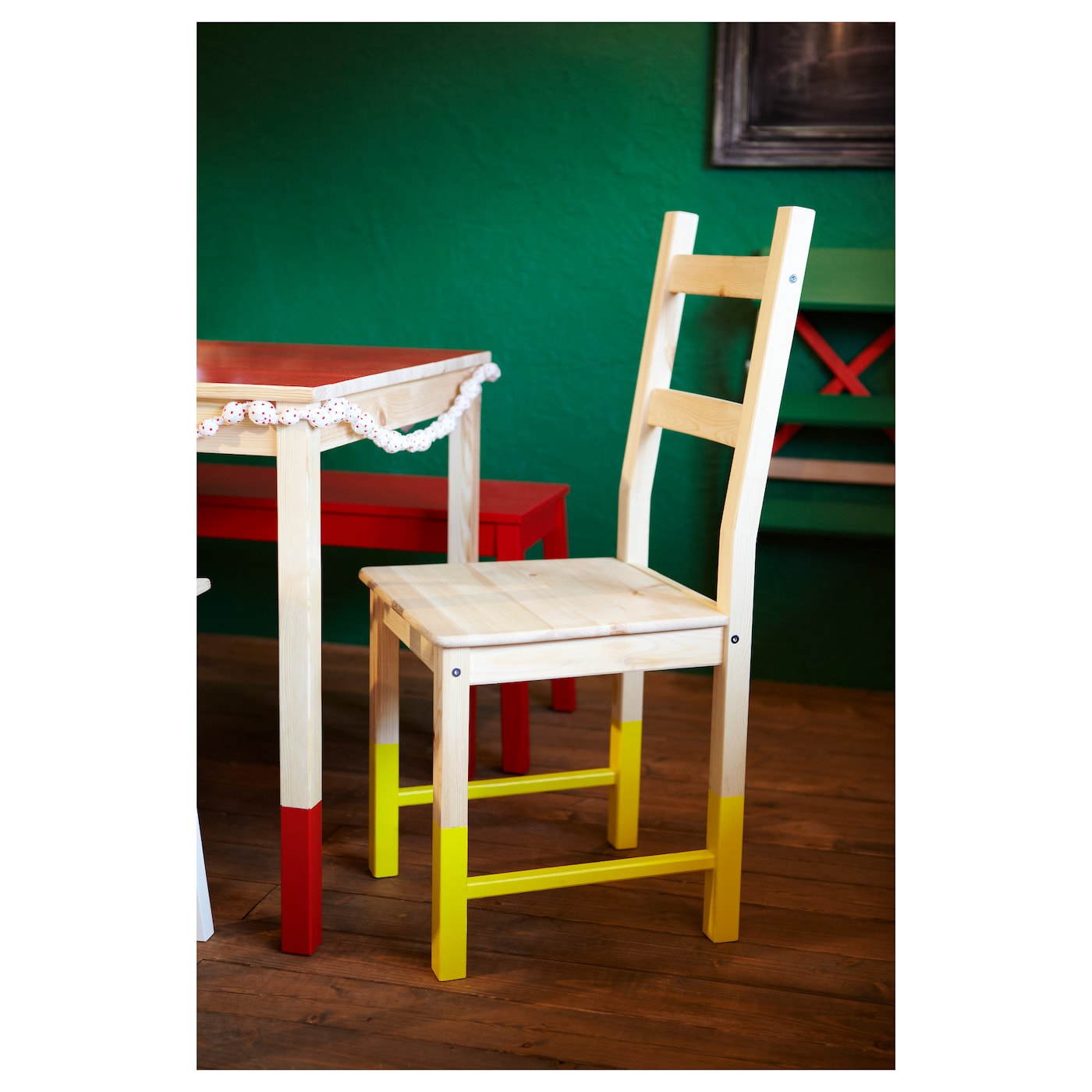IKEA IVAR chair