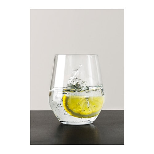 IKEA IVRIG glass