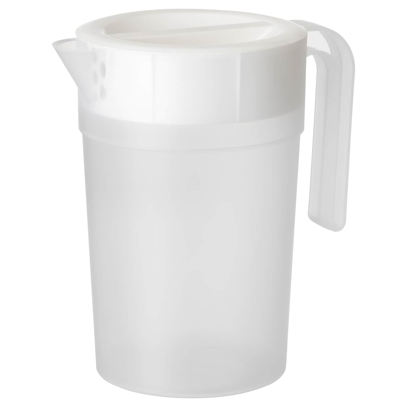 IKEA JÄMKA jug with lid