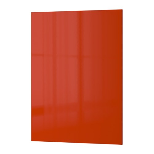 JÄRSTA Door Highgloss orange 60×80 cm  IKEA